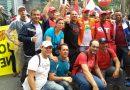 Diretoria do Sindicato participa de ato em defesa das empresas públicas no Rio de Janeiro