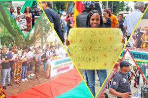 Xll Marcha da Consciência Negra – Contra o Racismo e o Genocídio: Nossas Vidas Importam