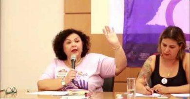 Palestra – A Luta das Mulheres em Defesa da Democracia e dos Direitos