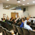 Assembleia realizada no dia 12 de junho aprovou conjunto de reivindicações a ser entregue à Fenaban.