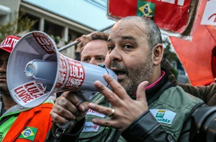 Lula está muito animado. Ele sabe que é o preferido pelos trabalhadores