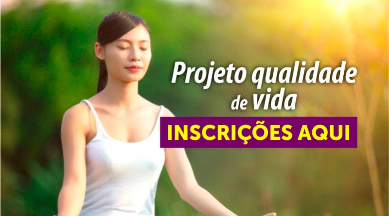 Meditação integra segunda etapa do projeto Qualidade de Vida
