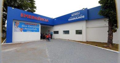Saúde em Guarulhos pede socorro