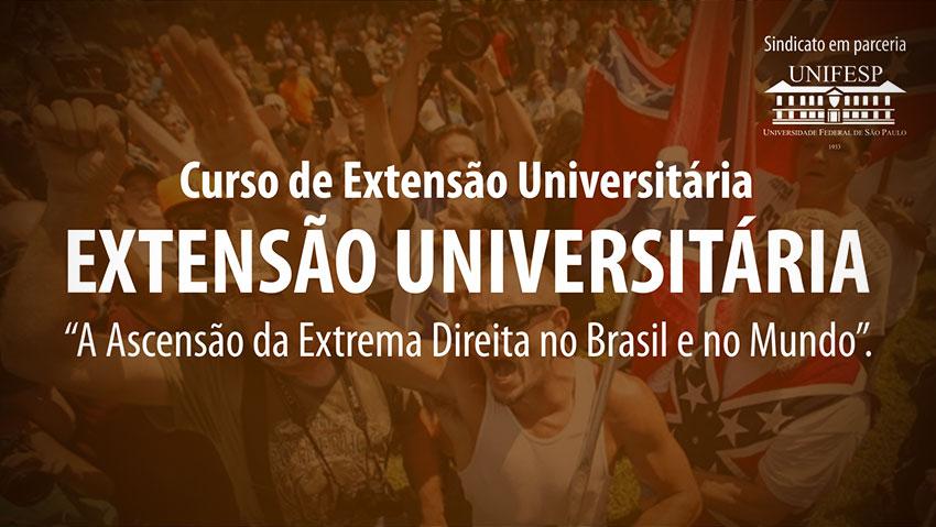 Sindicato oferece curso de Extensão Universitária em parceria com a Unifesp