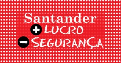 Santander: + Lucro – Segurança