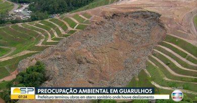 Após cinco meses do desabamento, vereadores são impedidos de acompanhar fiscalização do aterro sanitário em Guarulhos