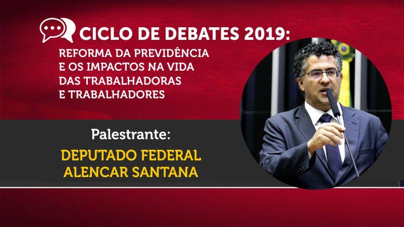 Sindicato realizará novo ciclo de debates no dia 01 de Agosto