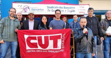 Sindicato dialoga com a população de Mairiporã sobre os impactos da reforma da Previdência