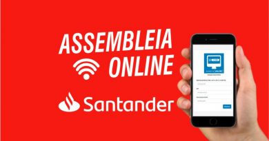 Sindicato convoca Assembleia virtual do Santander no dia 3 de setembro