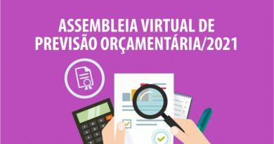 Sindicato realiza Assembleia Virtual para previsão orçamentária entre os dias 16 e 17 de dezembro